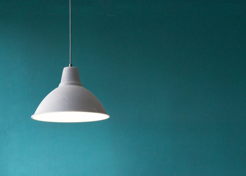 An illuminating light fixture